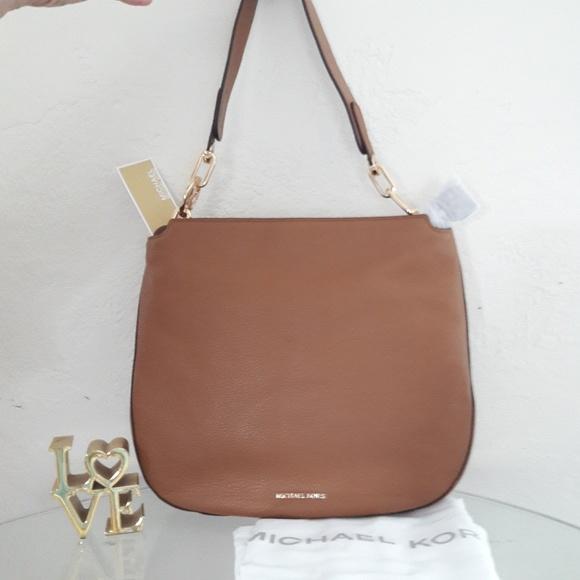 e34921de0ab5 Michael Kors Bags | Nwt Leather Fulton Large Hobo Bag | Poshmark